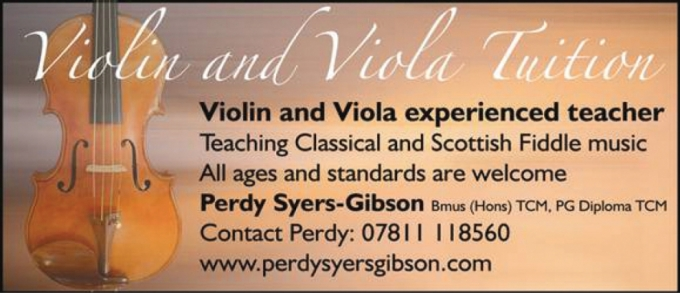 Violin and Viola Teacher
