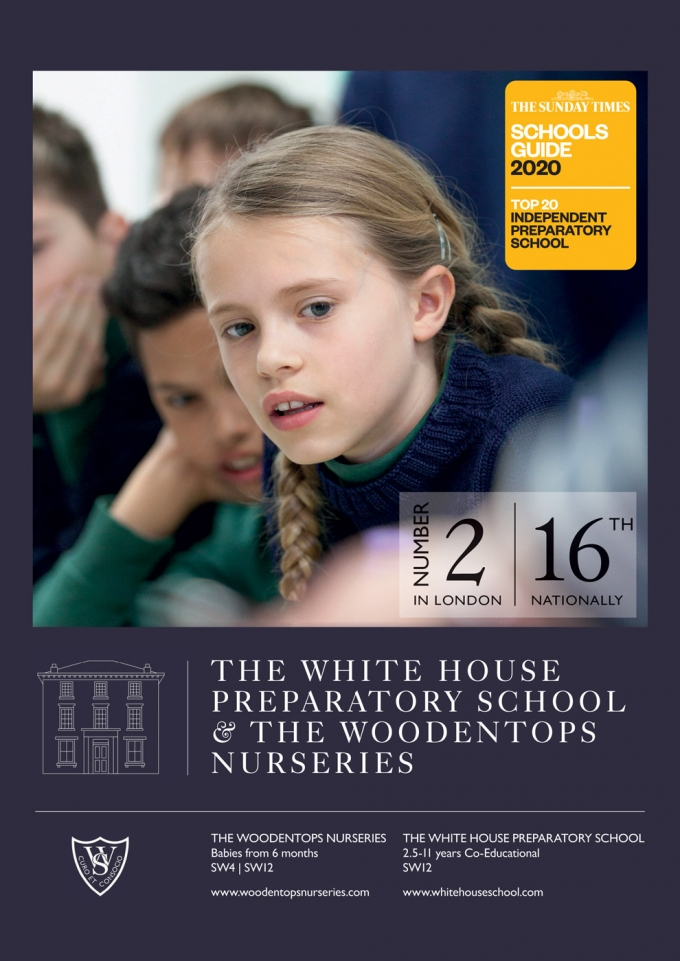 The White House Preparatory School & The Woodentops Nurseries