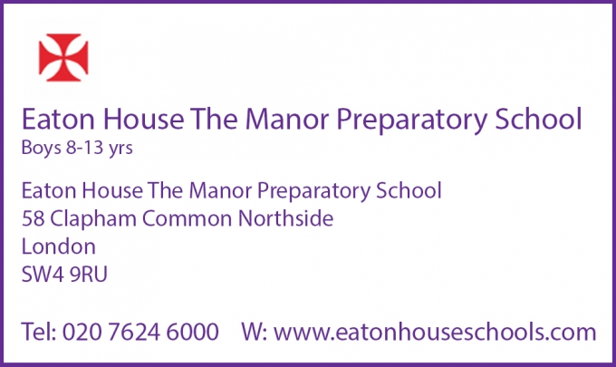 Eaton House The Manor Preparatory School