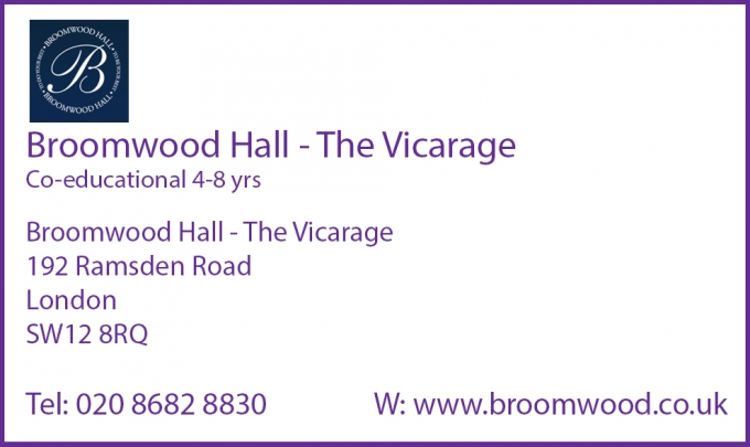 Broomwood Hall - The Vicarage