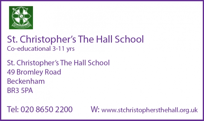 St. Christopher's The Hall School