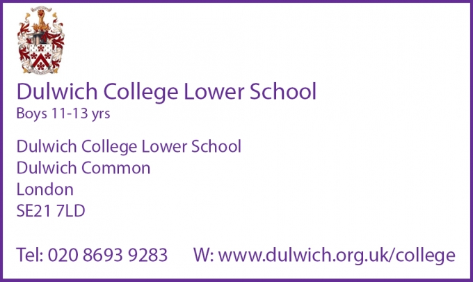 Dulwich College Lower School