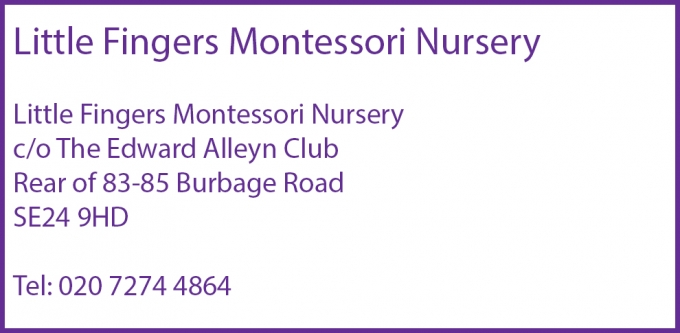 Little Fingers Montessori Nursery