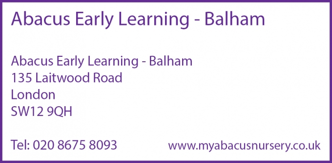 Abacus Early Learning - Balham