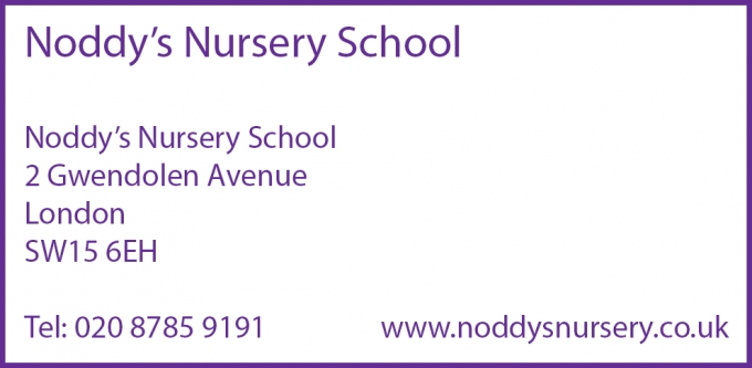 Noddy's Nursery School
