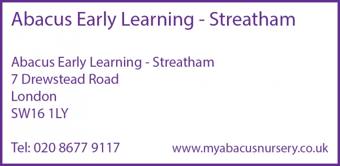 Abacus Early Learning - Streatham