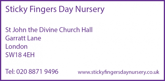Sticky Fingers Day Nursery