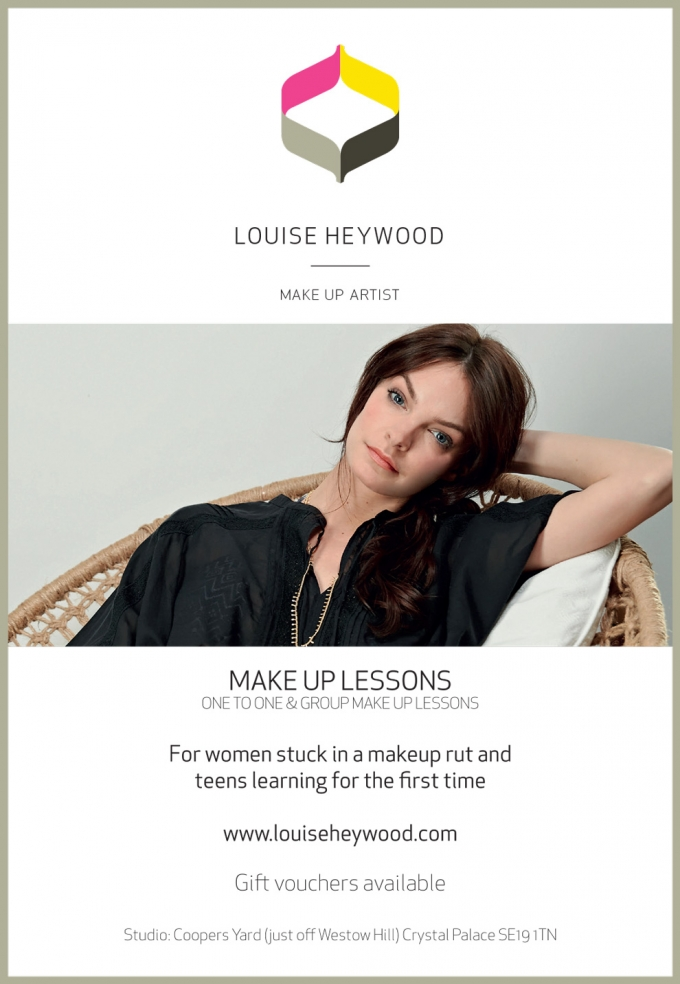 Make-Up Artist - Group & Individual Sessions for Women & Teenagers