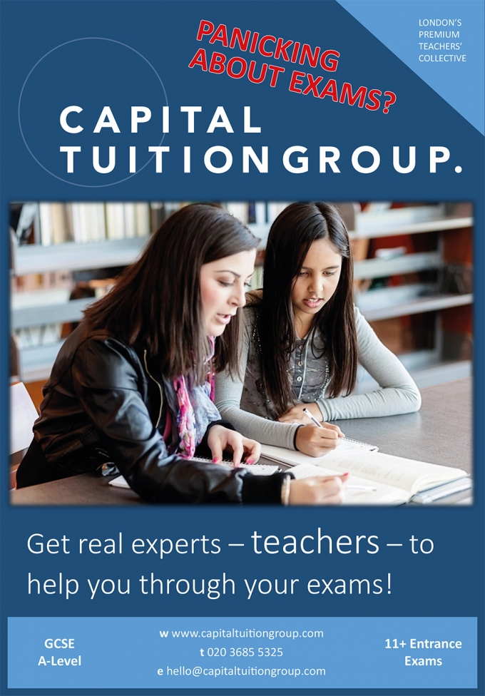 Capital Tuition Group
