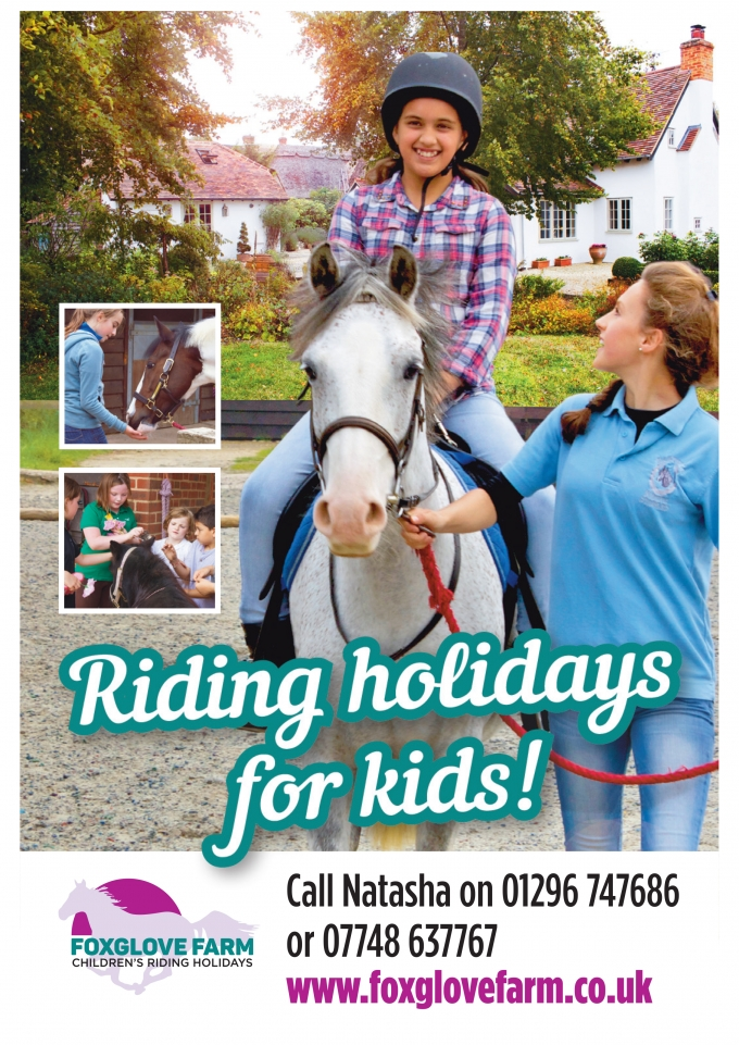 Riding Holidays for Kids!