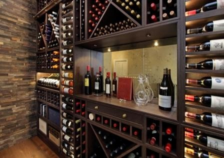 Temperature Controlled Wine Cellar Design & Installation