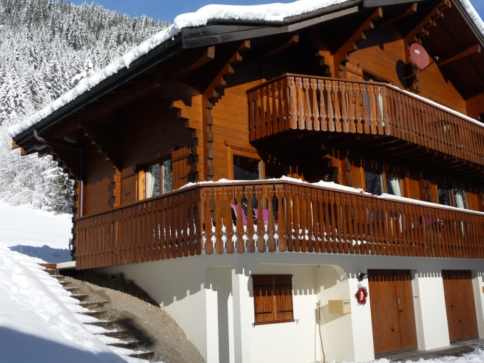 Chalet Pascal, Chatel, France.