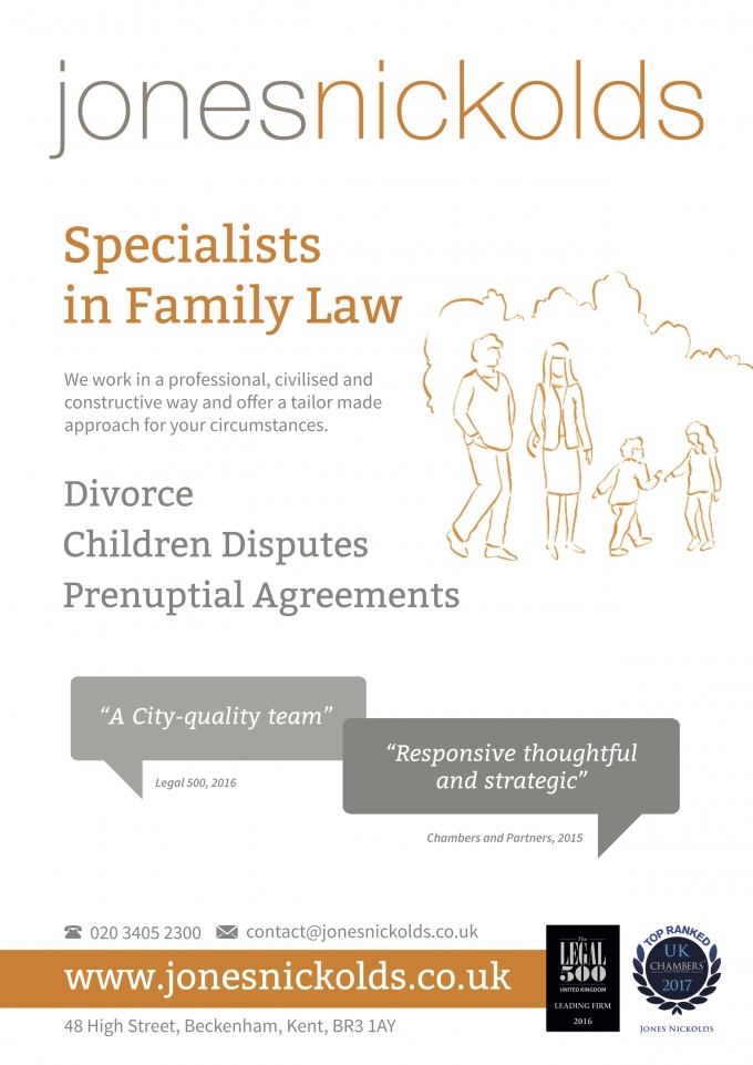 Specialists in Family Law
