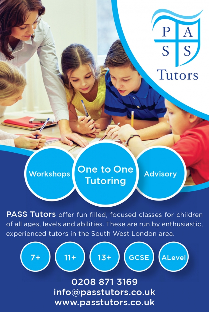 Workshops, One to One Tutoring, Advisory
