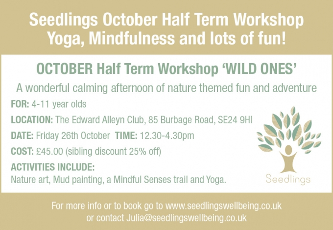 YOGA, MINDFULNESS AND LOTS OF FUN!