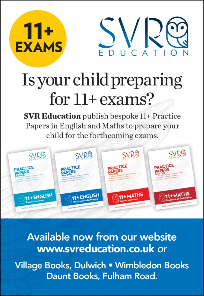 IS YOUR CHILD PREPARING FOR 11+?