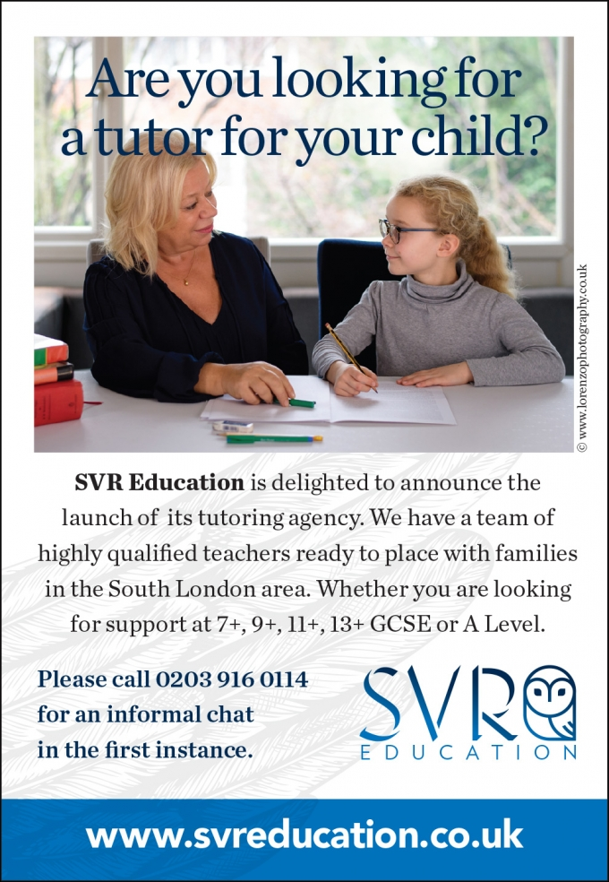 ARE YOU LOOKING FOR A TUTOR FOR YOUR CHILD?