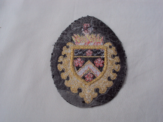 School Blazer Badge