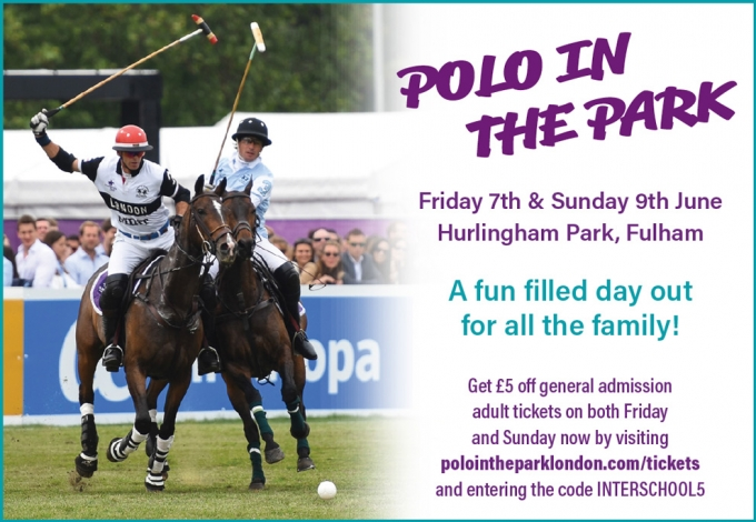 Polo in the Park - TICKET OFFER
