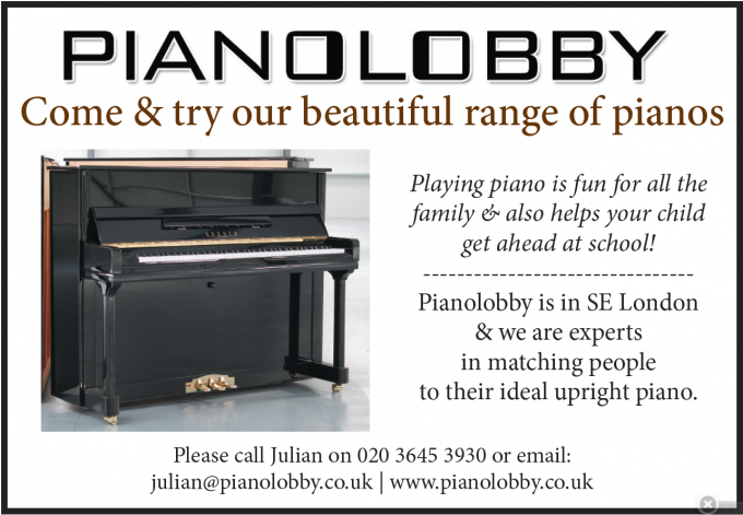 Pianolobby. Beautiful Pianos from Yamaha, Kawai and many more
