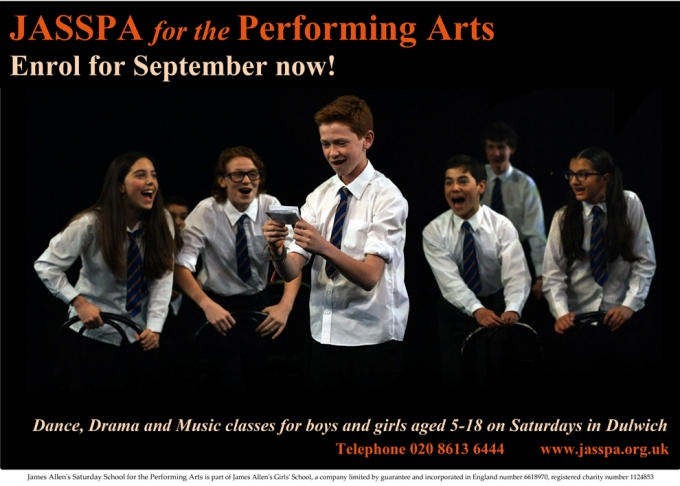 PERFORMING ARTS CLASSES