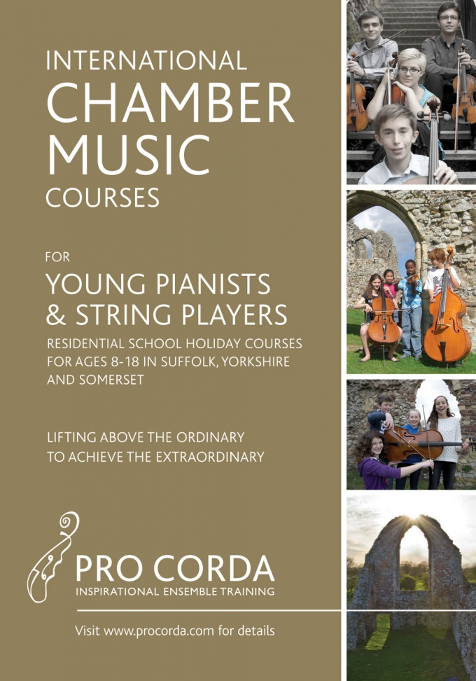 International Chamber Music Courses