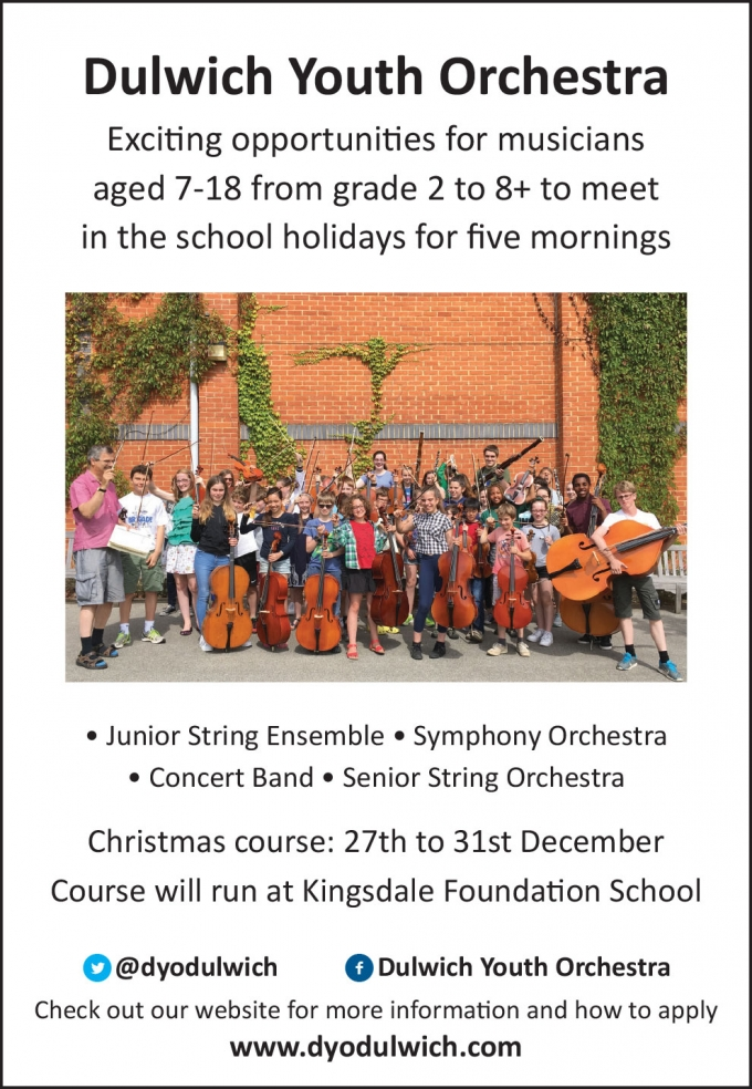 Dulwich Youth Orchestra